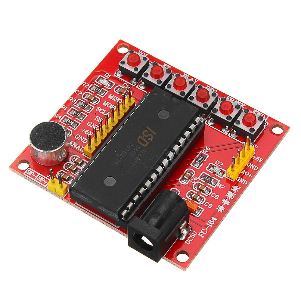 Запись аудиофайлов на микросхемы серии ISD1700